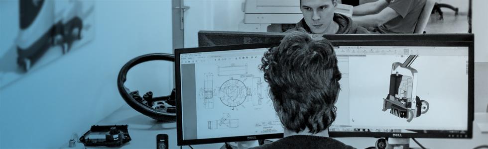 Blanc Tailleur R&D agence de design industriel CAO SOLIDWORKS CREO