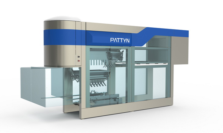 PATTYN production machine design CAD