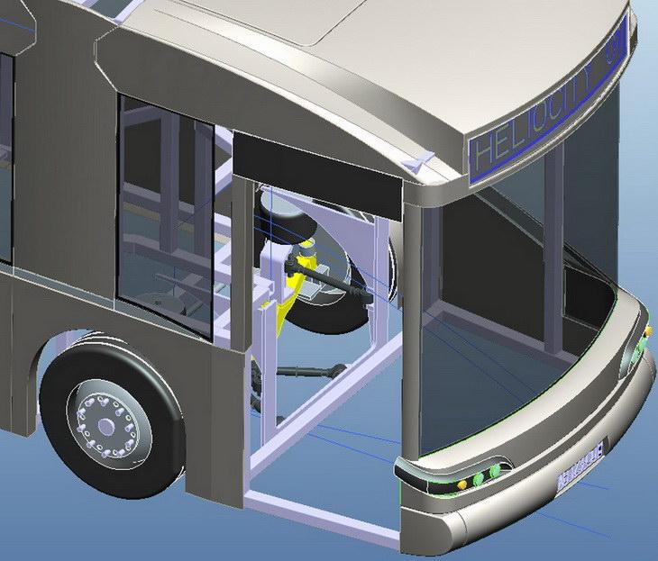 SAFRA BUSINOVA design r&d transport CAD