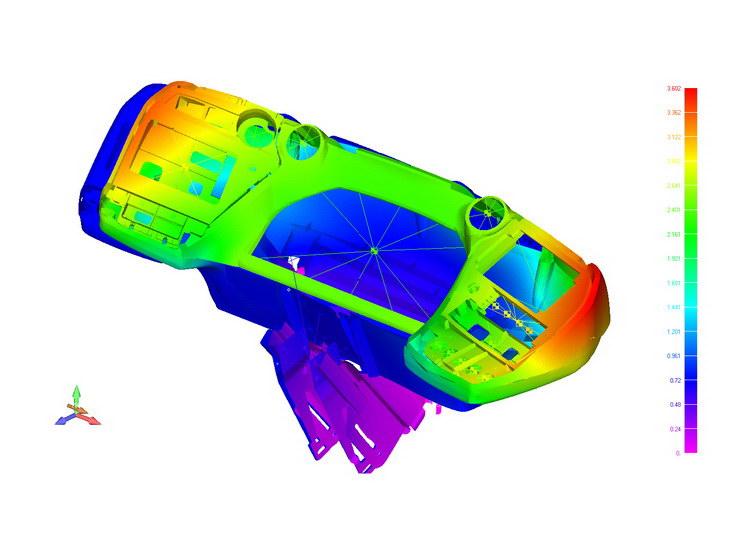 actia podium 2 design R&D transport tableau de bord UI simulation