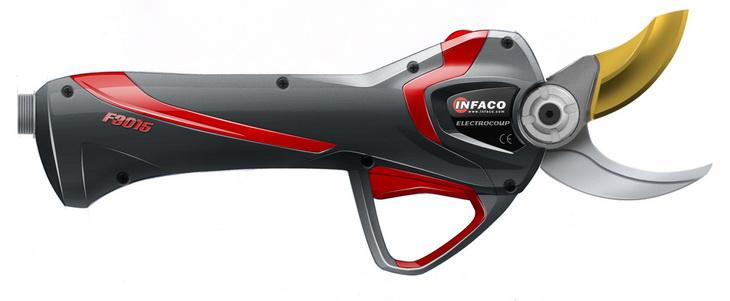 infaco electrocoup design tool ergonomic sketches