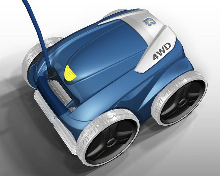 ZODIAC Vortex design robotic consumer