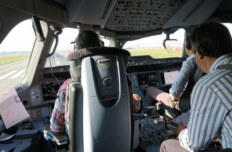 design thinking airbus essais en vol