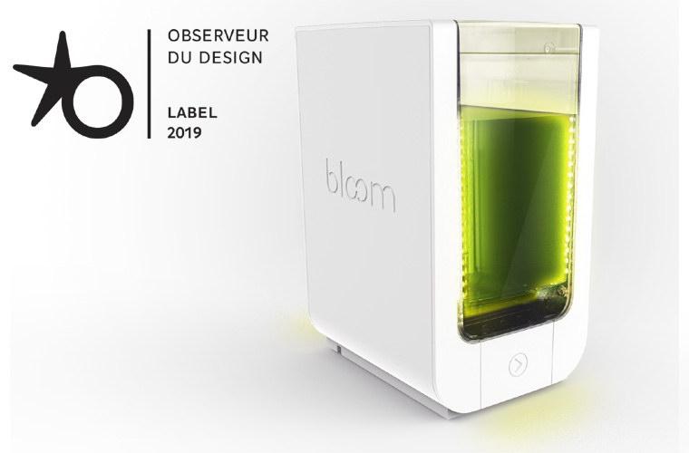 alg&you bloom blanc tailleur observeur du design 2019