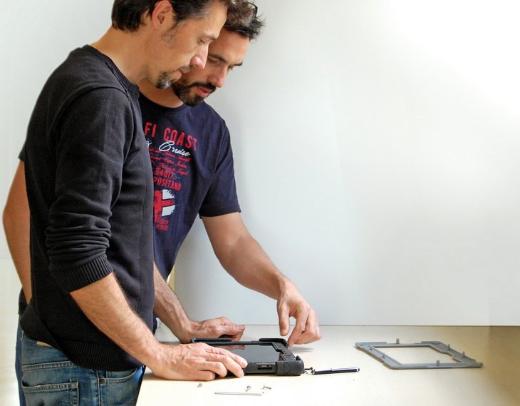 Actia MOBILE 3R design R&D tools ergonomic 3R fablab