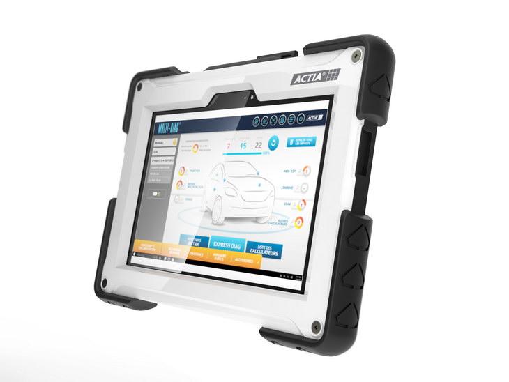 Actia MOBILE 3R design R&D tools ergonomic 3R