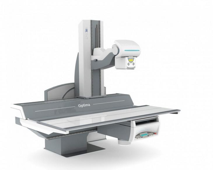 DMS OPTIMA MEDICAL DESIGN R&D render