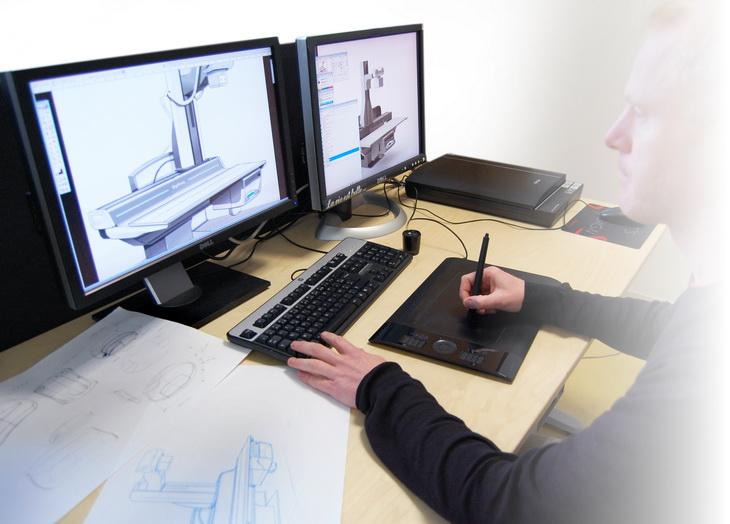 DMS OPTIMA MEDICAL DESIGN R&D sketches