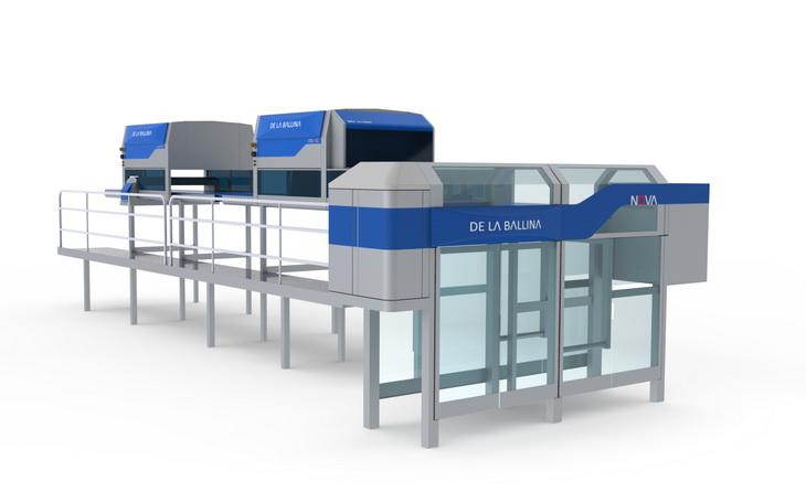 PATTYN production machine design CAD