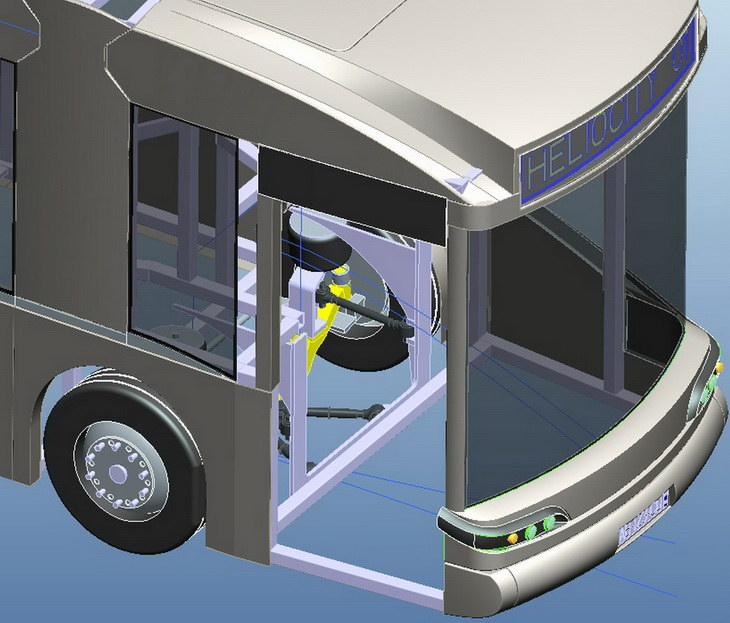 SAFRA BUSINOVA design r&d transport CAD