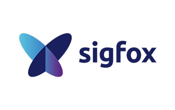 Sigfox, opérateur télécommunications, logo