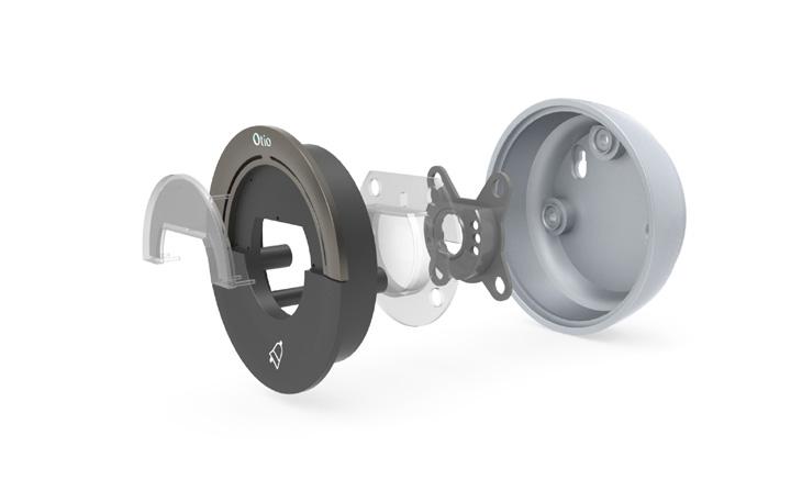 Consumer design otio portier video CAD