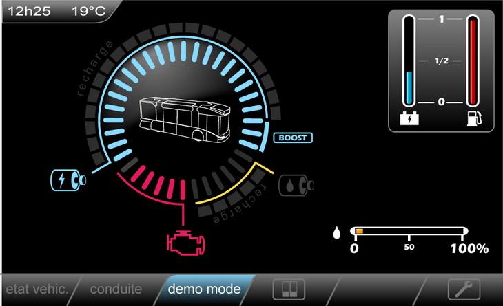 SAFRA businova UI design transport