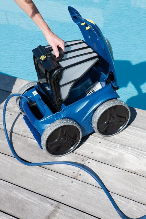 ZODIAC Vortex design robotic consumer ergonomic filter