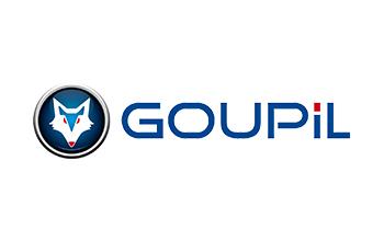Logo Goupil, groupe industries Polaris - Véhicules électriques