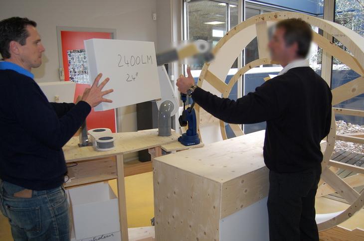 meadical medtech rosa one robotic design maquette ergonomie