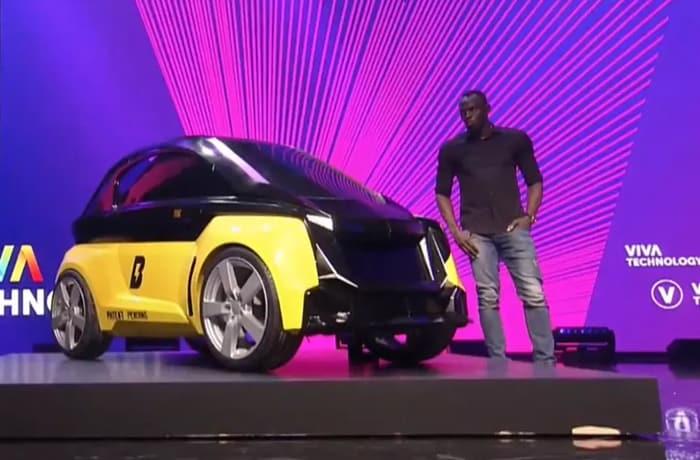 Usain BOLT présentait sa Bolt Nano destinée à l'autopartage. Elle complète sa gamme de trottinettes électriques.