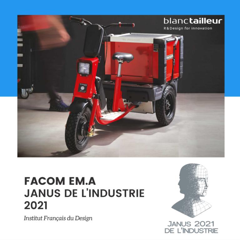 Facom Em.a Janus De L'industrie 2021 (fond uni)