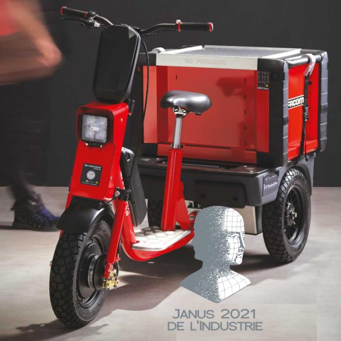 Facom Avec Logo Janus Industrie 2021 gris