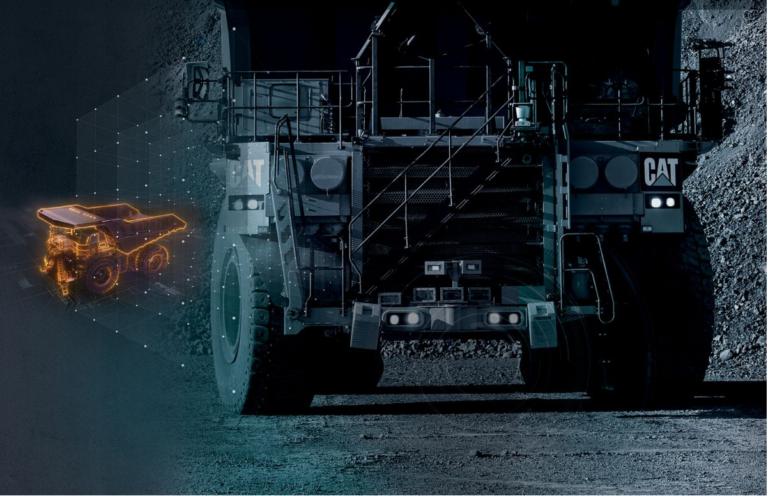 Caterpillar Mining au Ces 2021
